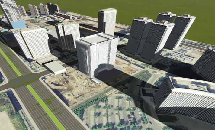 陕西大厦项目BIM应用汇报ppt(40页)
