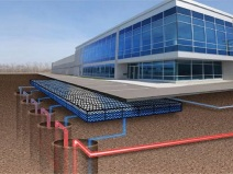 地源热泵中央空调设计方案
