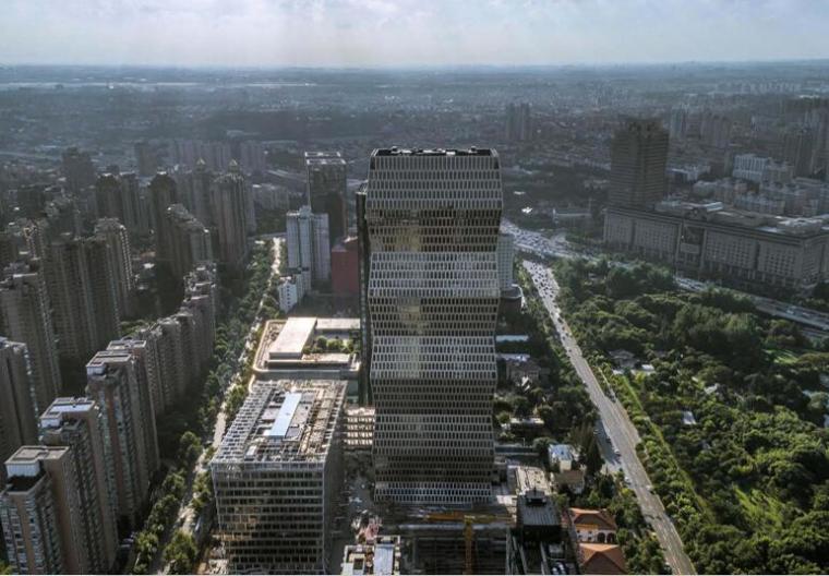 上海古北soho大厦2
