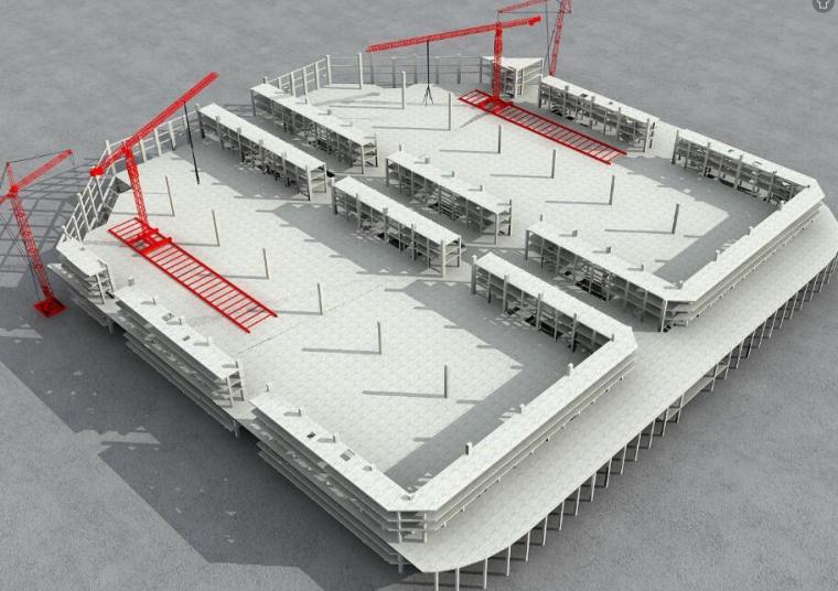 钢结构会展综合体BIM技术应用成果丨32页