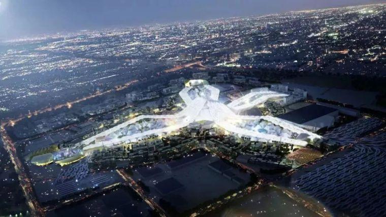 2020迪拜世博会 | 一场建筑设计的狂欢!