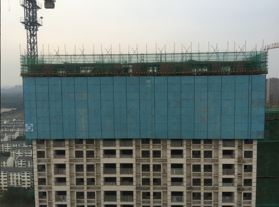 住宅工程地上主体与装饰同步穿插施工工法