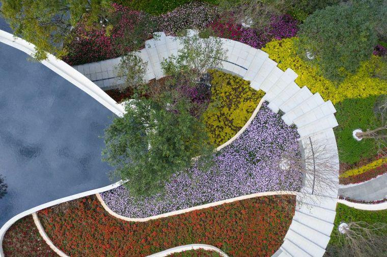 开满鲜花的院子 昆明中国铁建•山语桃_10