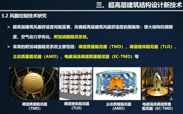 超高层建筑风振控制技术研究