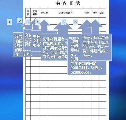水利工程档案管理讲义ppt