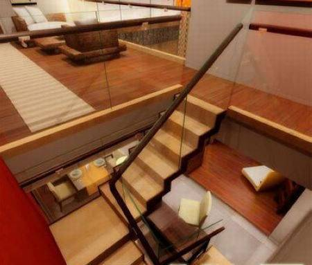 钢筋混凝土楼梯施工