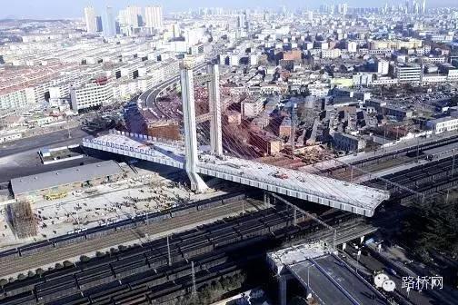 桥梁转体施工资料合集_8