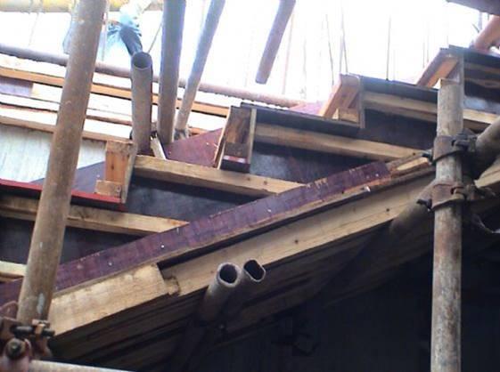 楼梯模板的制作与安装