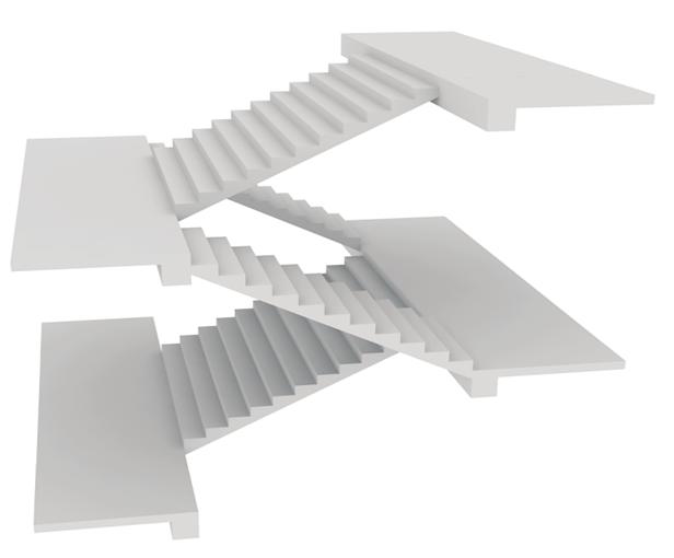 板式楼梯平法施工图的识读