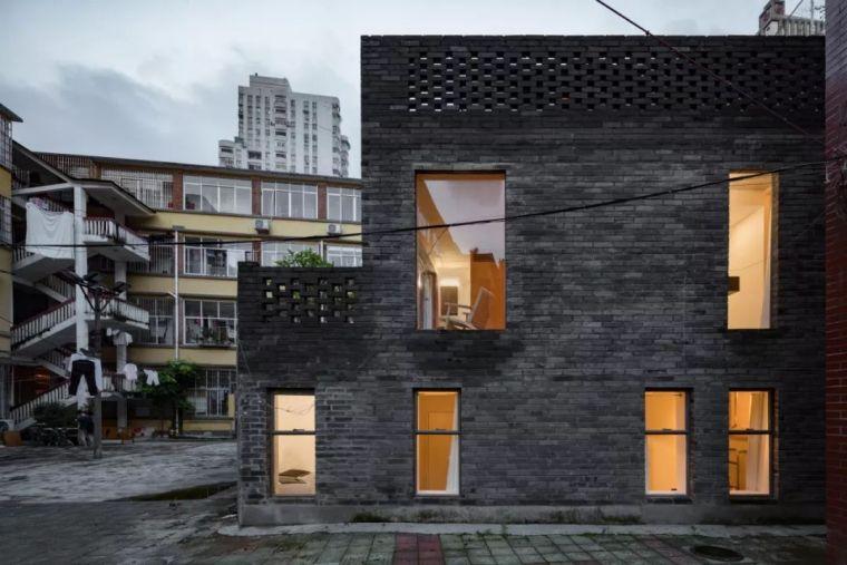 胶合板和混凝土,广州不远民宿