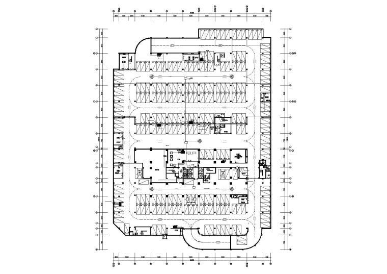 绿博孵化器项目智能化图纸