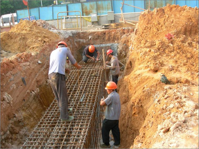 地铁车站半盖明挖顺筑法施工技术培训PPT