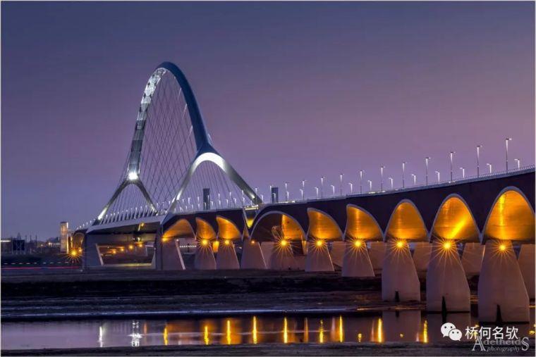 史上最全的双叉式单拱桥集