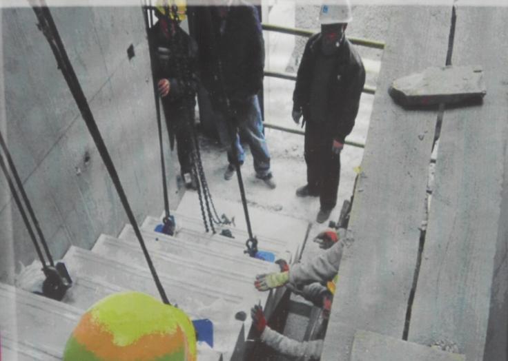预制楼梯及现场吊装专项施工方案