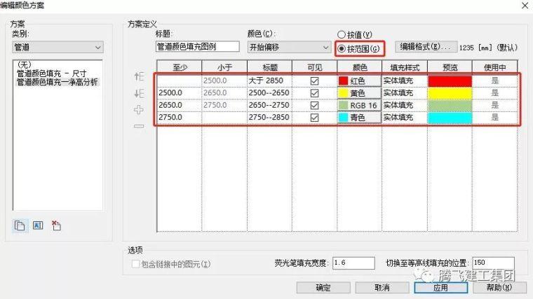 BIM净高分析操作流程及案例_21
