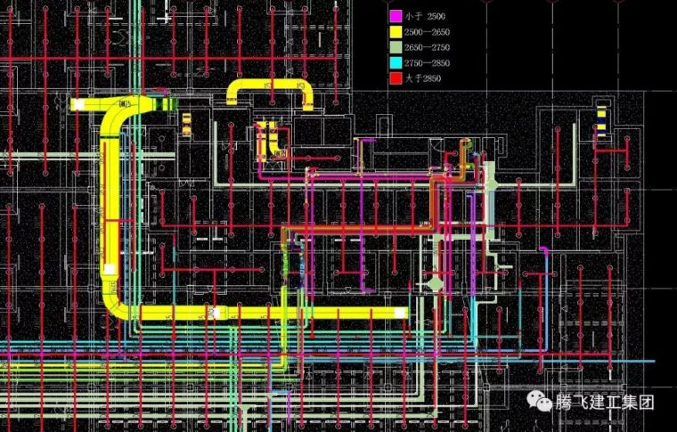 BIM净高分析操作流程及案例_22