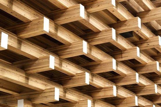 解析骨架化建筑的结构之美