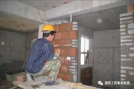 二次结构砌体工程的施工做法及实例分析_18