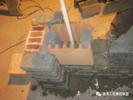二次结构砌体工程的施工做法及实例分析_16