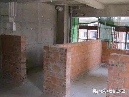 二次结构砌体工程的施工做法及实例分析_17