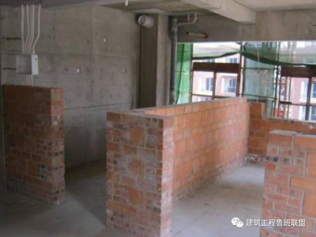 二次结构砌体工程的施工做法及实例分析_40