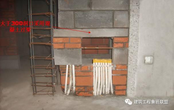 二次结构砌体工程的施工做法及实例分析_41