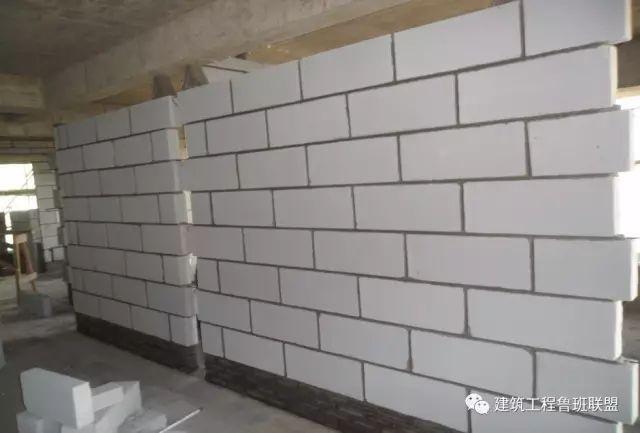 二次结构砌体工程的施工做法及实例分析_74