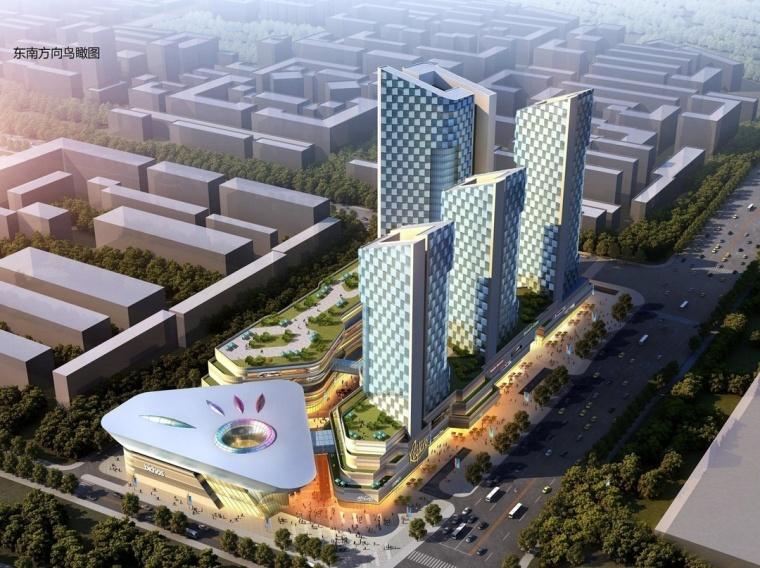 大宸设计:城市综合体·郑州西海岸文化乐园