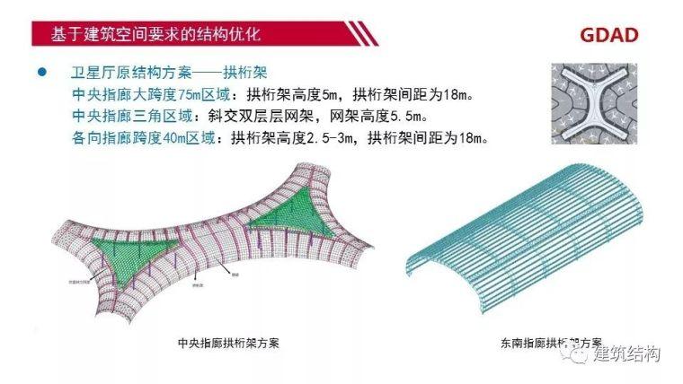 深圳机场卫星厅结构优化设计_11
