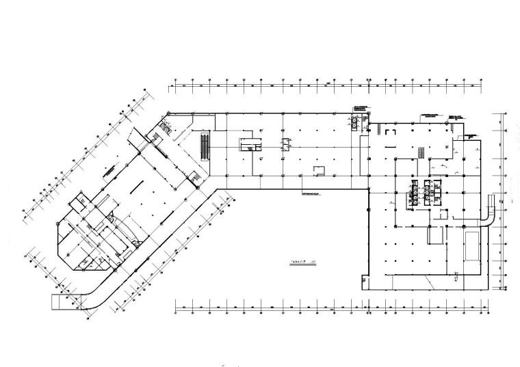 新工人文化宫综合楼及体育馆电气施工图