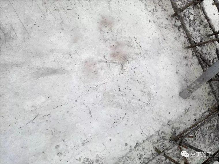 筏板施工常见的4种混凝土缺陷问题分析
