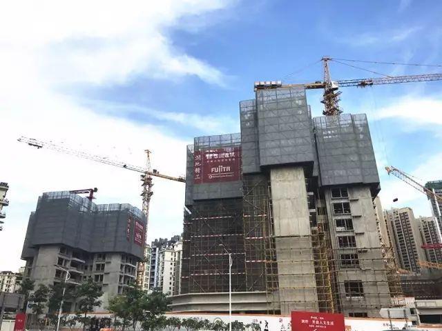 深圳最高的装配式住宅实践—华润城润府三期