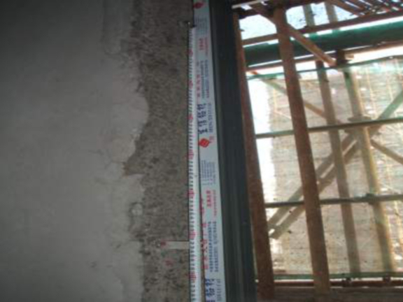 铝合金门窗施工技术质量及通病防治措施
