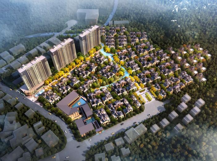福州泰禾桂山项目规划方案设计文本(竞标)