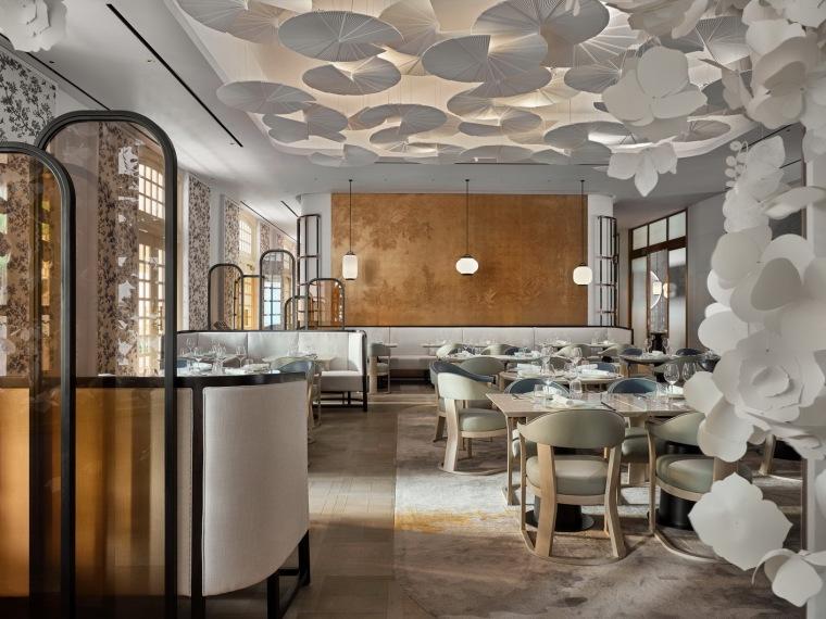 新加坡地标莱佛士酒店
