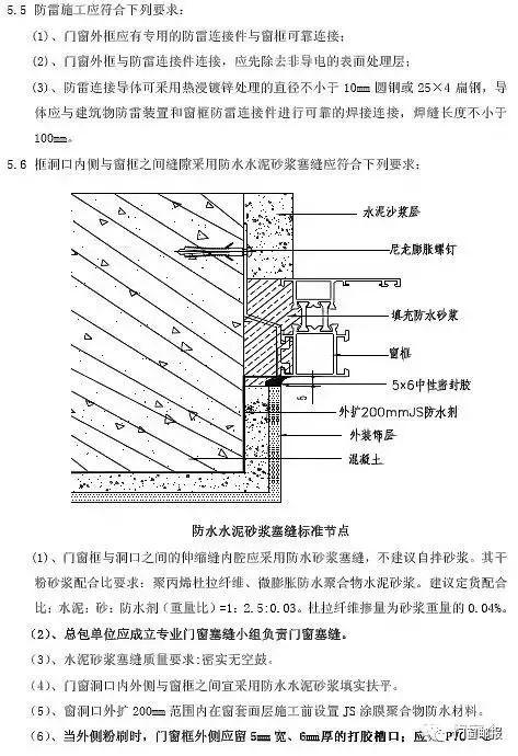 万科铝合金门窗监理手册,门窗工程一次弄清_15