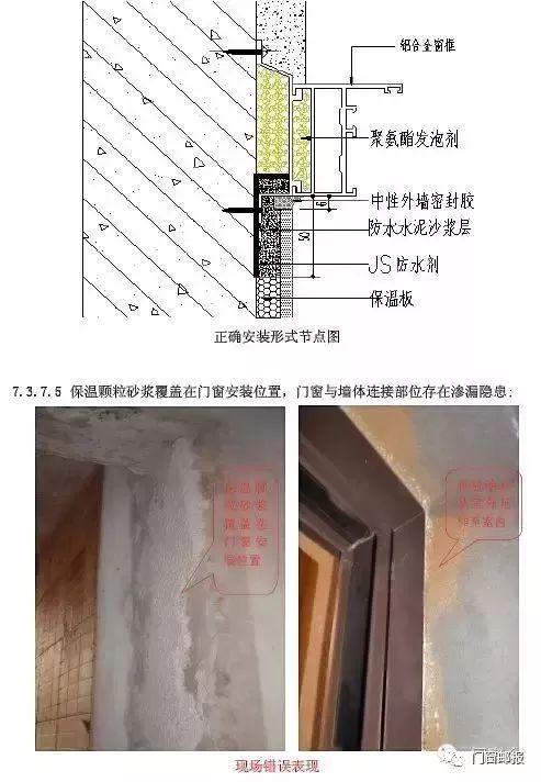 万科铝合金门窗监理手册,门窗工程一次弄清_43