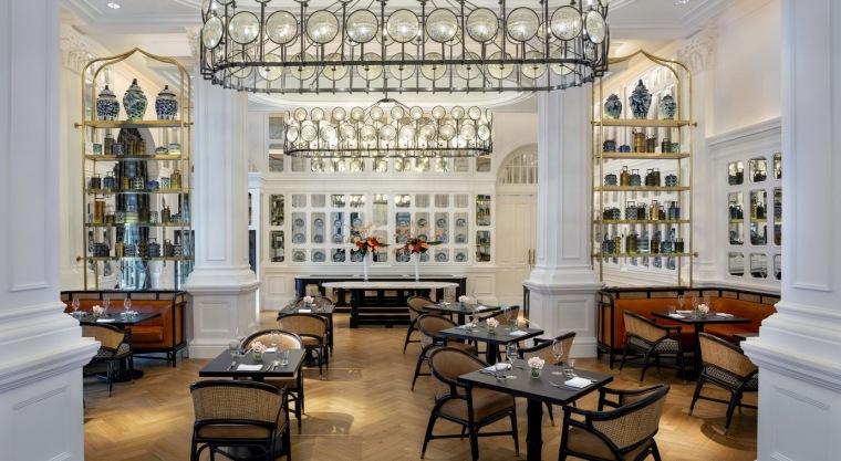 酒店内部2,图片来自 Raffles Hotel