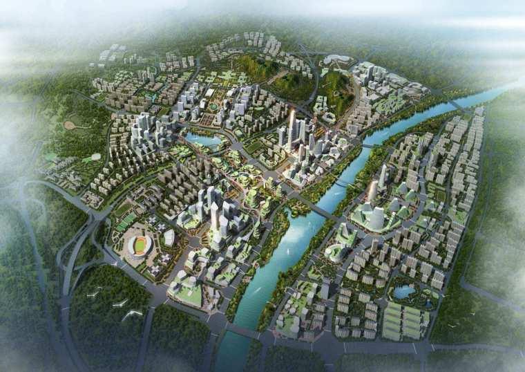 城市规划PPP项目实施方案(含图表)