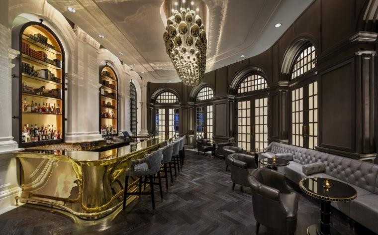 酒店内部1,图片来自 Raffles Hotel