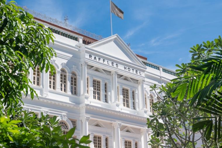 酒店外观2,图片来自Raffles Hotel