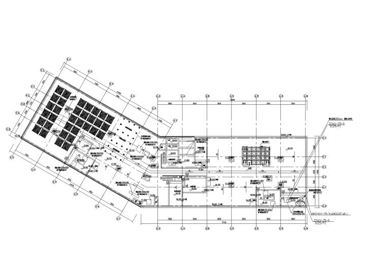 富力酒店弱电招标图及CAD打印样式