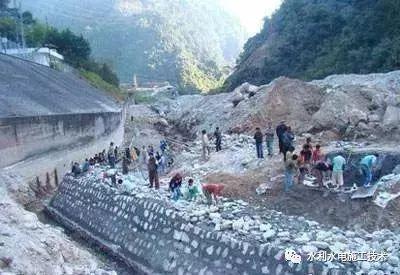 水利工程之浆砌石施工工艺介绍