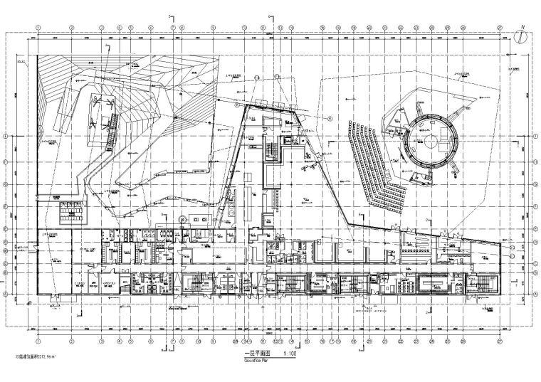 [上海]中国2010年上海世博会德国馆施工图