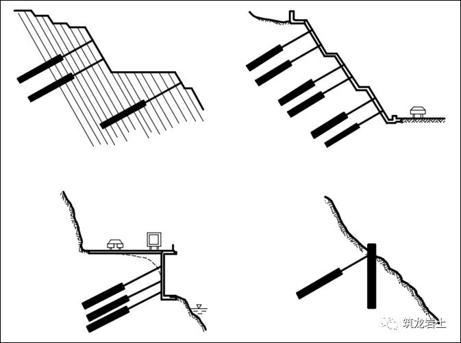 边坡锚固结构及设计计算讲解,信息量很大哦