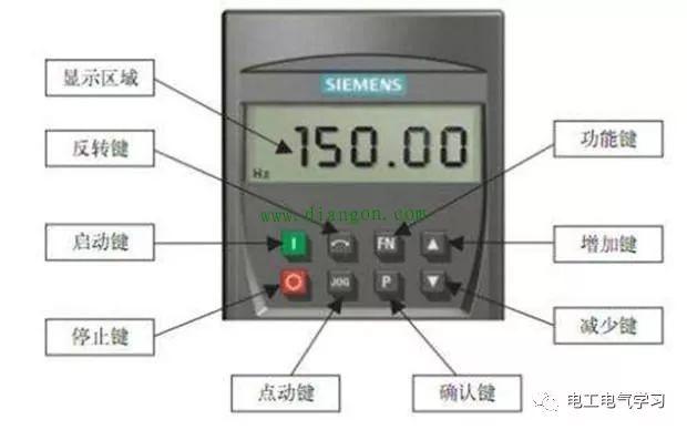 变频器接线和参数设置_3
