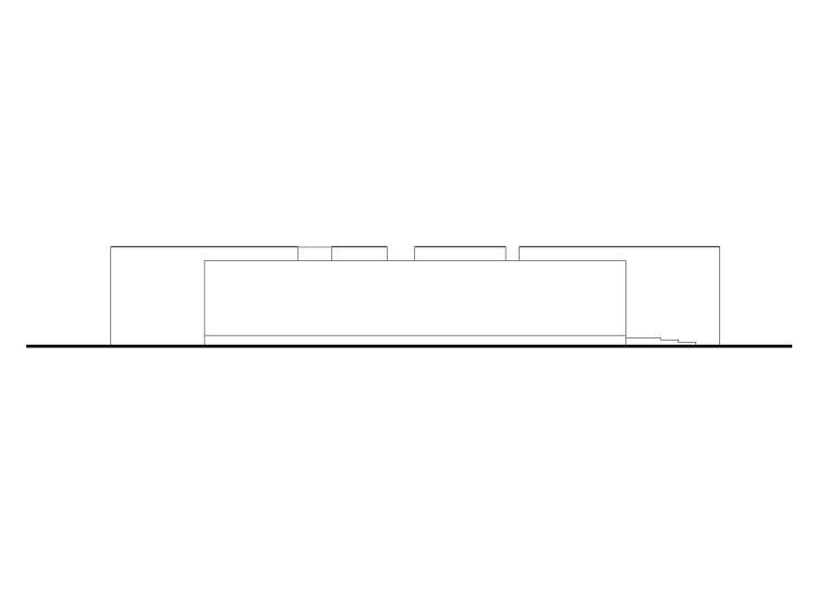 管理用房设计建筑施工图