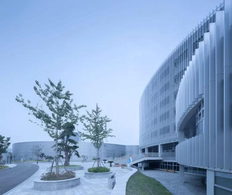 北京十一学校崂山分校:意象、原形、展示_5