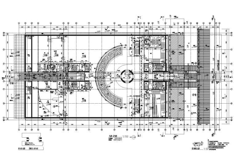合肥三层战役纪念馆规划与建筑设计工程图纸