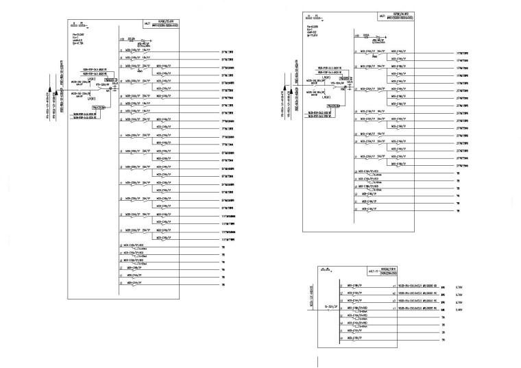 某商业综合体办公楼全套施工图(含机电)